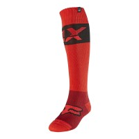 Fox FRI Thick Motocross Socks AFTERBURN RED