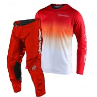 2020 Troy Lee Designs TLD GP STAIND Motocross Gear Red White