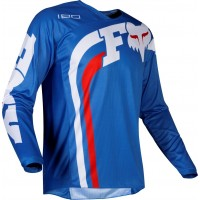 2019 Fox COTA 180 Motocross Jersey BLUE SMALL ONLY
