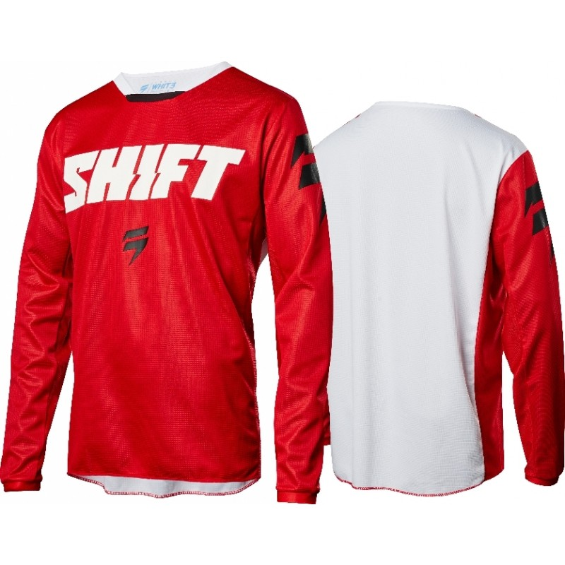 2018 Shift WHIT3 Label Ninety Seven Motocross Jersey RED XXL ONLY