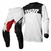 2020 Thor MX Pulse Air Factor Motocross Gear Red White 34 or 36 ONLY