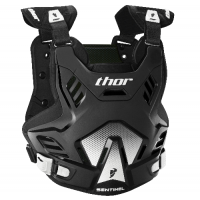 Thor MX Sentinel GP Motocross Body Armour Youth Kids Black