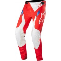 2019 Alpinestars Supertech Red White Motocross Pants