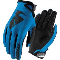 Thor SECTOR Motocross Gloves BLUE