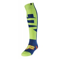 Fox Coolmax Thick Motocross Socks OKTIV BLUE