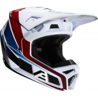 2020 Fox V3 DURVEN Motocross Helmet MULTI
