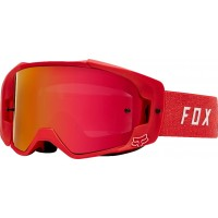 Fox VUE Preest Indianapolis Limited Edition Motocross Goggles Red