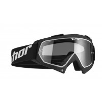 Thor MX Youth Kids Enemy Motocross Goggles BLACK