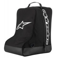 Alpinestars Motocross Boot Bag Black White