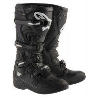 Alpinestar Tech 5 Motocross Boots Black