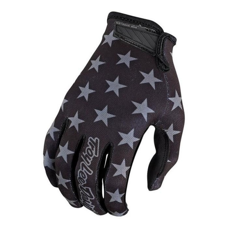 Troy Lee Designs TLD GP Air Motocross Gloves Stars Black SMALL or XXL ONLY