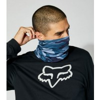 Fox Legion Neck Gaitor Face Mask BLUE CAMO