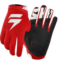 2019 Shift WHIT3 Label Air Motocross Gloves RED