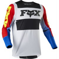 2020 Fox 360 Motocross Jersey LINC BLUE RED