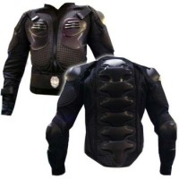 Full Body Pressure Suit Armour with built in Kidney Belt