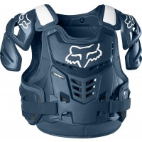 Fox Raptor Proframe Adult Motocross Body Armour Navy