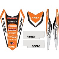 Accessory Trim Kit for KTM Motocross Bikes