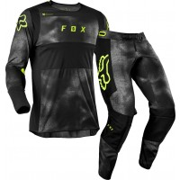 2020 Fox 360 Motocross Gear HAIZ BLACK 28 ONLY