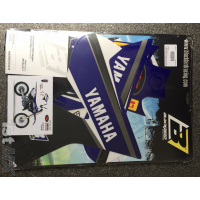 Blackbird Racing Yamaha YZ125 YZ250 2015-2018 Motocross Graphics Kit