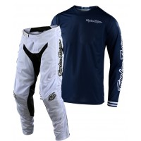 2020 Troy Lee Designs TLD GP AIR MONO Motocross Gear Navy White