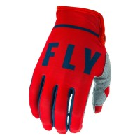2020 Fly Racing Lite Motocross Gloves Red Slate Navy XL or XXL ONLY