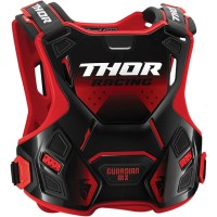 NEW Thor Guardian Adult Motocross Chest Protector Body Armour Red