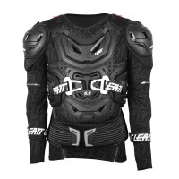 Leatt 5.5 Body Armour Pressure Suit Black ACU CE Approved EN1621 S/M ONLY