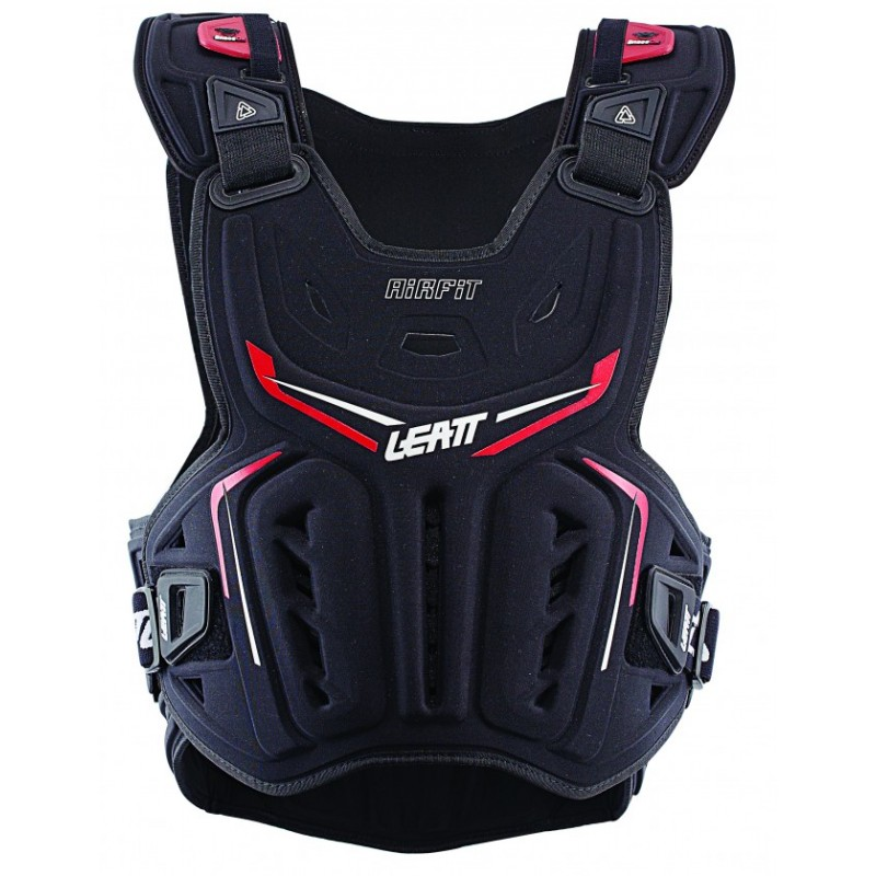 Leatt 3DF Airfit Body Armour Soft Shell Vest ACU CE Approved EN1621