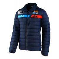 2020 Troy Lee Designs Team KTM Dawn Quilted Puffer Jacket