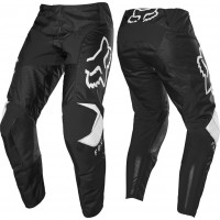 2020 Fox 180 Motocross Pants PRIX BLACK WHITE