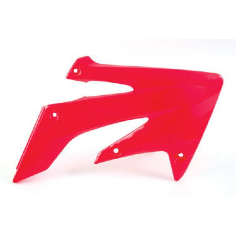 Plastic Radiator Scoops for Motocross Bikes