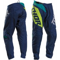 2020 Thor Sector BLADE Motocross Pants NAVY ACID