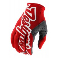 Troy Lee Design TLD SE Motocross Gloves Red