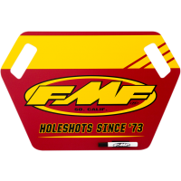 FMF Racing Pit Board and Marker Pen Set