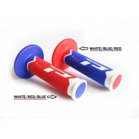 Progrip 788 Triple Density Red White Blue MXoN Motocross Bar Grips