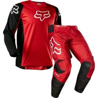 2020 Fox Peewee Toddler 180 Motocross Gear PRIX FLAME RED AGE 5 ONLY