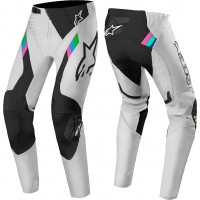 2019 Alpinestars Supertech LE Vision Cool Grey Black Motocross Pants