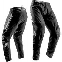 Thor Sector Zones Kids Youth Motocross Pants BLACK
