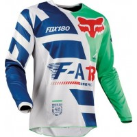 Fox 180 SAYAK Motocross Jersey GREEN
