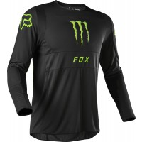 2020 Fox 360 Motocross Jersey MONSTER PRO CIRCUIT BLACK