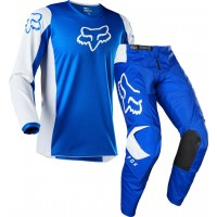 2020 Fox 180 Motocross Gear PRIX BLUE