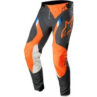 2019 Alpinestars Supertech Anthracite Orange Motocross Pants