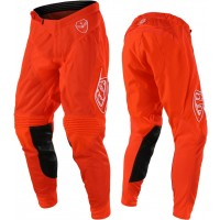 Troy Lee Designs TLD SE Air SOLO Motocross Pants Orange
