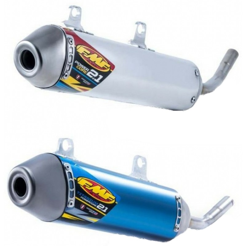 FMF Powercore 21 Motocross 2 Stroke Exhaust Silencer