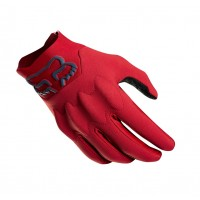 Fox Attack Fire Cold Weather Motocross Enduro Gloves CARDINAL RED SMALL ONLY