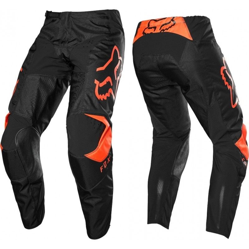 2020 Fox 180 Youth Kids Motocross Pants PRIX FLO ORANGE