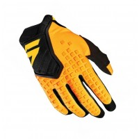 Shift 3LACK Label PRO Motocross Gloves YELLOW