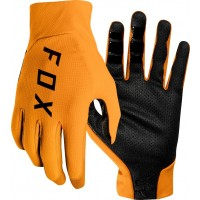 2019 Fox Flexair Motocross Gloves ORANGE FLAME