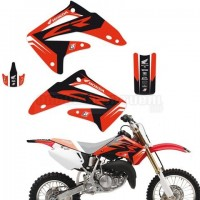 Blackbird Honda CR85 2003-2008 Dream 4 Graphics Kit
