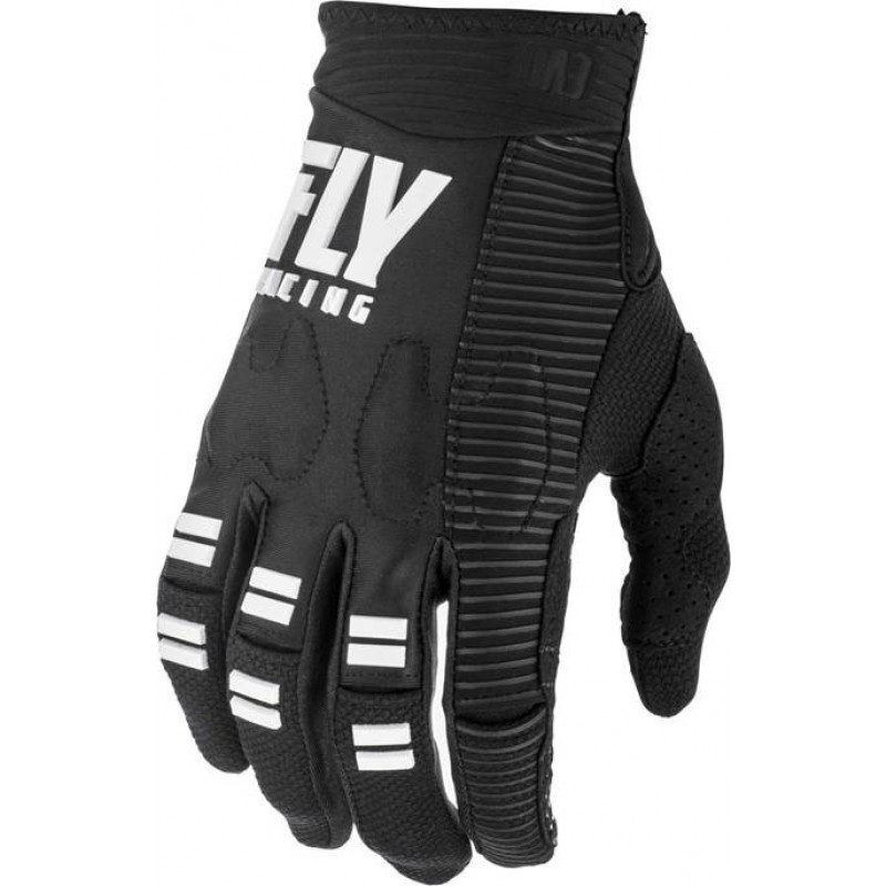 2019 Fly Racing Evolution Motocross Gloves Black